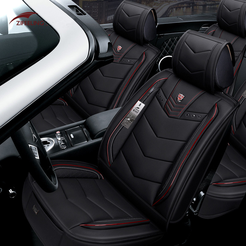 5Seats Front Rear Car Seat Covers Car Seat Cushions Car pad auto seat cushions For BMW