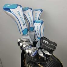 Женские клюшки для гольфа HONMA BEZEAL 525 клюшки для гольфа Ms. Club Набор графитовый Вал L изгиб без сумки