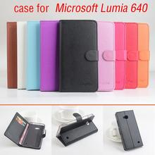 Phone case for Microsoft lumia 640 About Flip Cover Mobile P