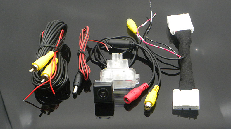 Laijie Rückfahrkamera Mit Adapter Kabel Für Mazda 3 Mazda3 Fließheck ...