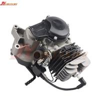 2 ход 47CC/49CC с воздушным охлаждением двигатели для автомобиля 05 50 JR SX 50 SX PRO Старший мини ATV Грязь Яма Крест велосипед