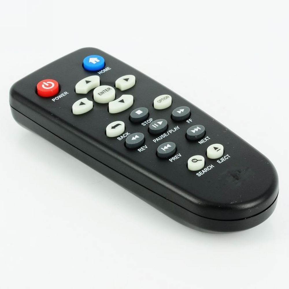 WD Western Digital WD00AVN WDTV TV Live Streaming Box HD Media Remote Control
