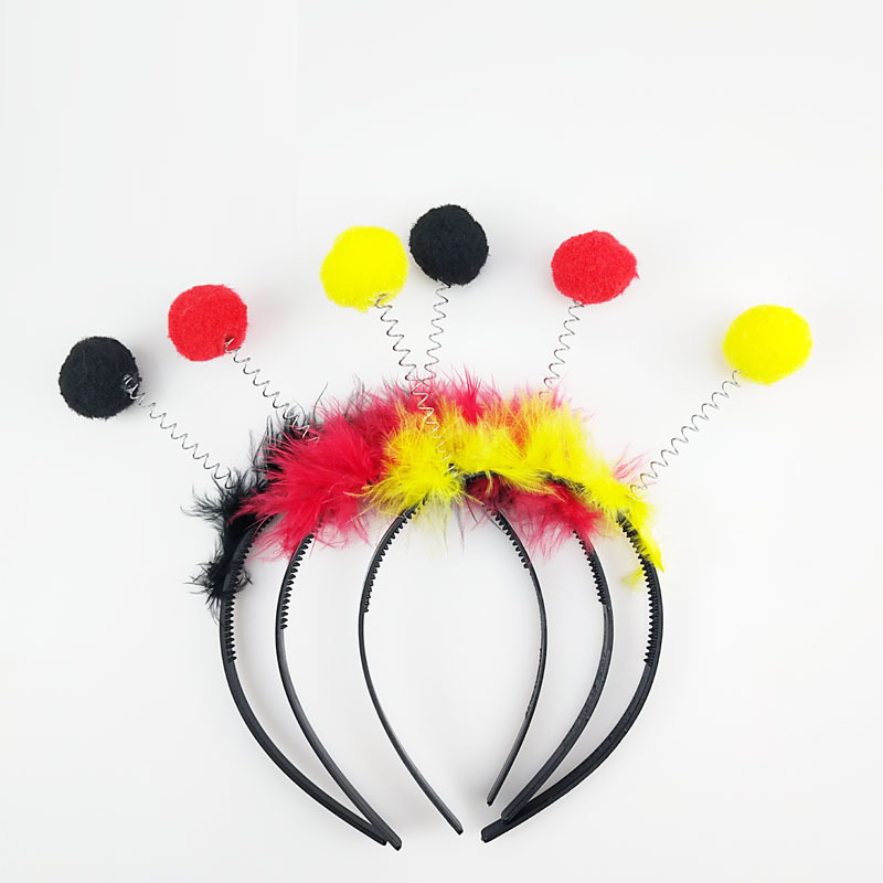 Kids Boys Girls Bee Ladybug Cosplay Birthday Party Headband Animal Halloween Costume For Kids Decorations Gift Carnival
