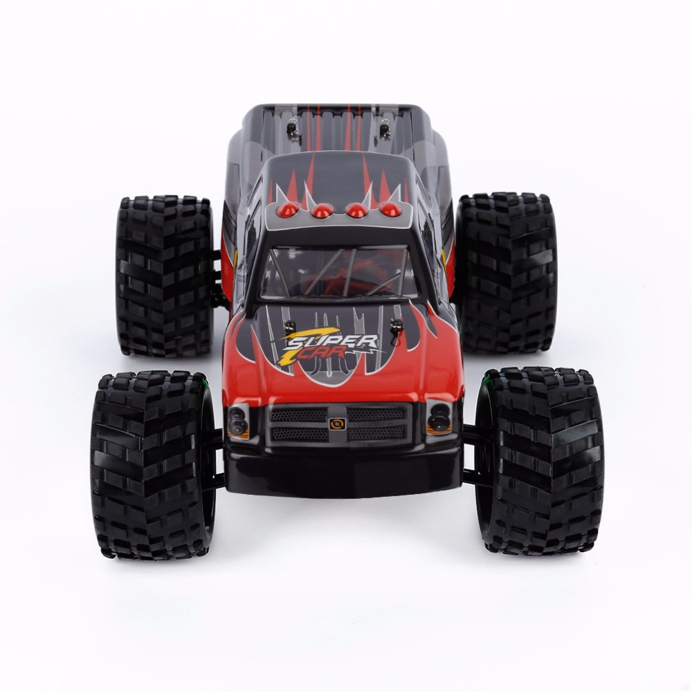 Red 2.4G 1:12 Scale Remote Comtrol RC Charging Racing Car for Wltoys L969