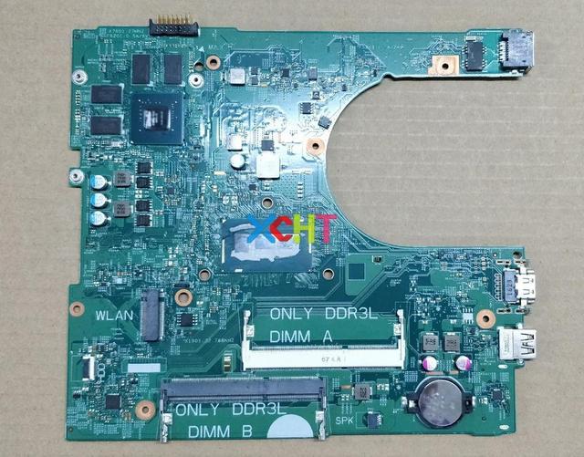 لديل انسبايرون 14 3458 6 KTJF 06 KTJF CN 06KTJF 14216 1 1 XVKN i3 5005U N16V GM B1 GT920M اللوحة المحمول اللوحة اختبار