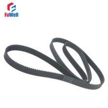 HTD 3M Timing Belt 1677/1800/1863/1980/2040/2388/2640/3600 3M Rubber Toothed Belt Closed Loop 15mm Width Transmission Belt