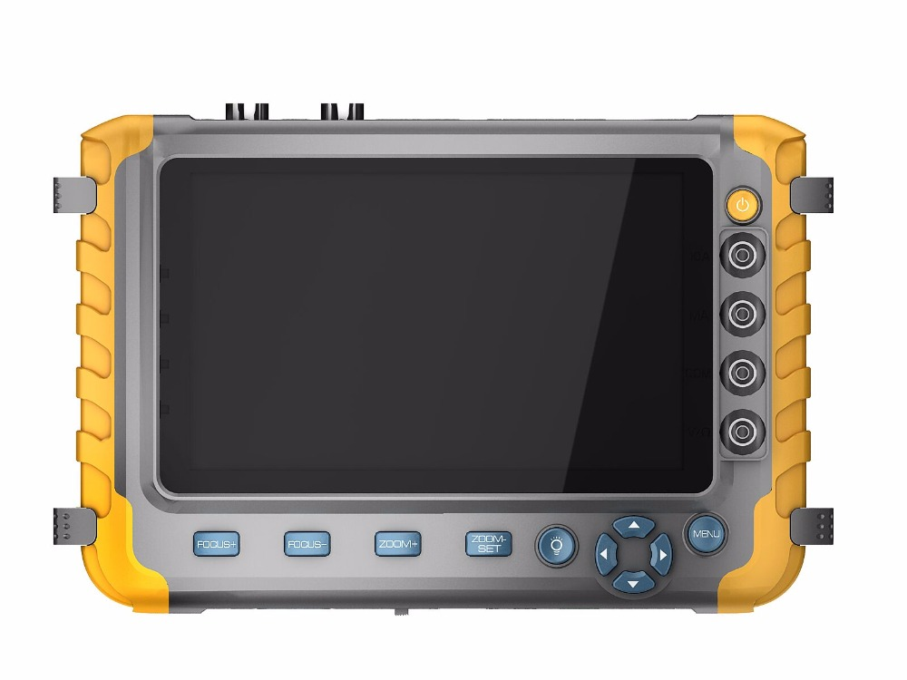 2020superventas 5 pulgadas Tft Lcd Hd 5Mp Tvi Ahd Cvi Cvbs cámara de seguridad analógica probador Monitor en un Cctv probador Vga Hdmi entrada lv8w - 3
