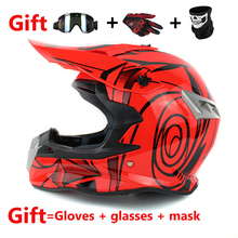 Top Professional DOT Approved Personalized Helmets Off Road Helmet Motocross Anti UV Windproof Breathable Motocross Helmets