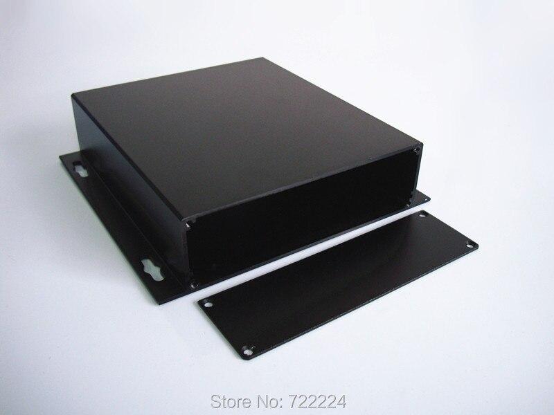 10 pz/lotto 158*39*150mm waaluminum per il progetto elettronico caso amplificatore di potenza PCB shell FAI DA TE scatola di giunzione controllo switch box10 pz/lotto 158*39*150mm waaluminum per il progetto elettronico caso amplificatore di potenza PCB shell FAI DA TE scatola di giunzione controllo switch box