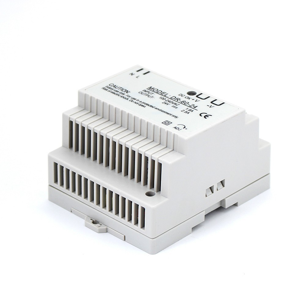 DR-30 Din Rail Power Supply 30W 12V 2A Switching Power Supply AC 110v/220v Transformer To DC 12v ac dc converter 12v adjustable voltage regulator 110v 220v converter ac dc led transformer regulable ce 0 12v 33a 400w switching power supply