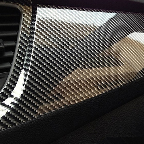 DIY 30 152cm 5D Carbon Fiber Protect Decals Car PC Phone Decorative Stickers in Car Stickers from Automobiles Motorcycles