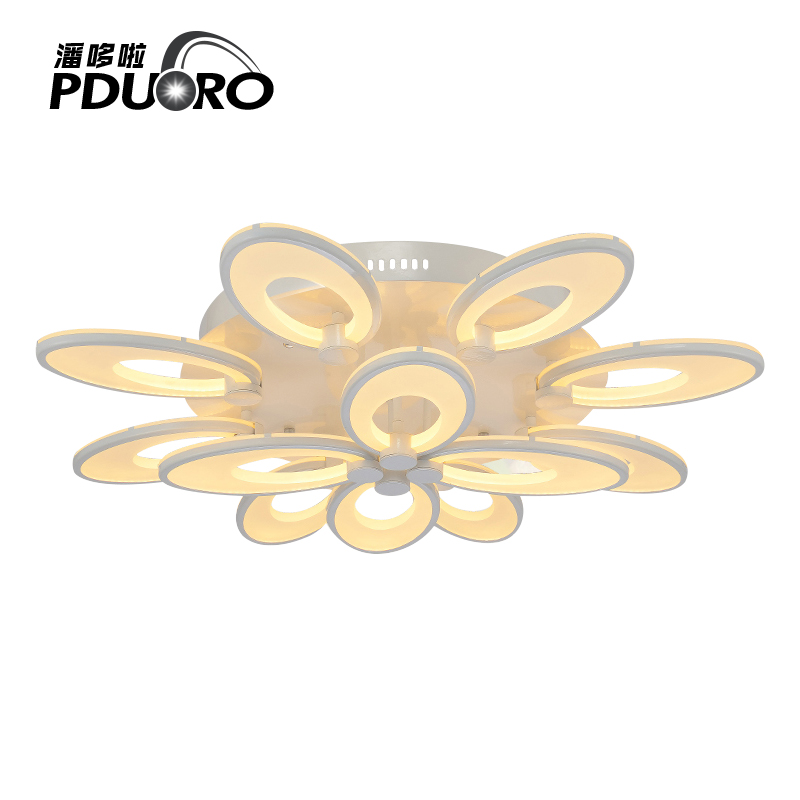 Led Modern Novelty Lustre Ceiling Chandelier Lamparas Colgantes Lamp for Bedroom Living Room luminaria Indoor Light Chandeliers