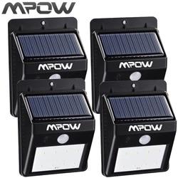 Mpow 4 packs 8 led solar energy light security motion sensor led solar lamp outdoor garden.jpg 250x250