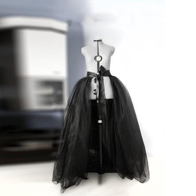 Buy detachable tulle overskirt bridal for Removable tulle skirt wedding dress