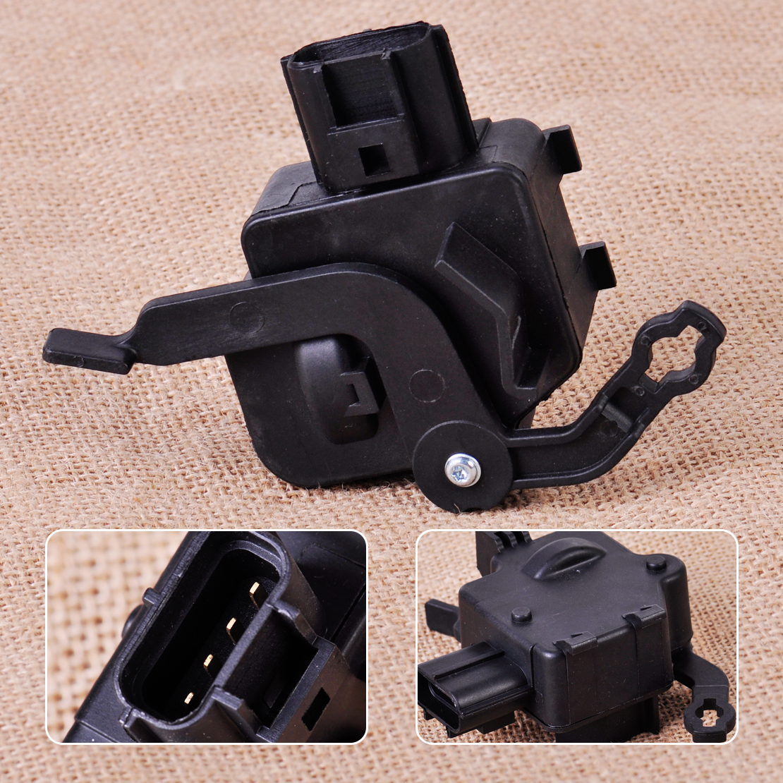 CITALL Tailgate Liftgate Hatch Door Lock Actuator 5018479AB 746260 AM-11587076 For Jeep Grand Cherokee 1999~ 2001 2002 2003 2004