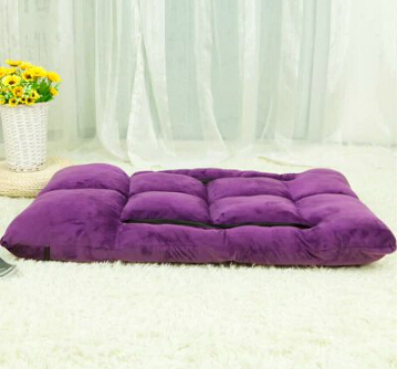 Tatami small sofa beanbag chair single sofa bed folding for Sofa cama individual