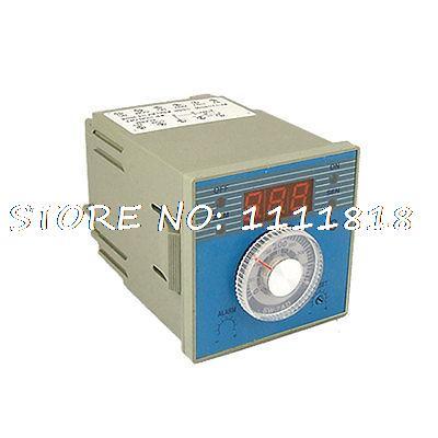 ФОТО Square Plate Alarm Temperature Controller Meter SW-7AD