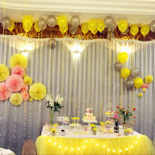 100pcs globos pearly bubble yellower white silver latex balloons 10 100pcs globos pearly bubble yellower white silver latex balloons 10 inches birthday wedding decorations party ballons junglespirit Choice Image