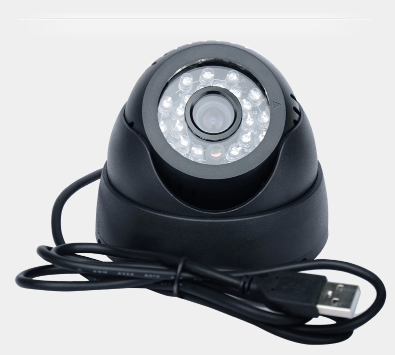 ФОТО LED bullet Surveilance Camera 24 IR Light Indoor Night vision Security Cam infrared ONVIF CCTV Cam with IR-Cut