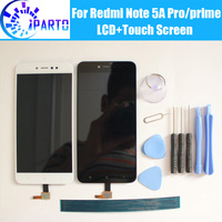 For Xiaomi Redmi Note 5A Prime LCD Display Touch Screen Digitizer 100 New Tested LCD Screen