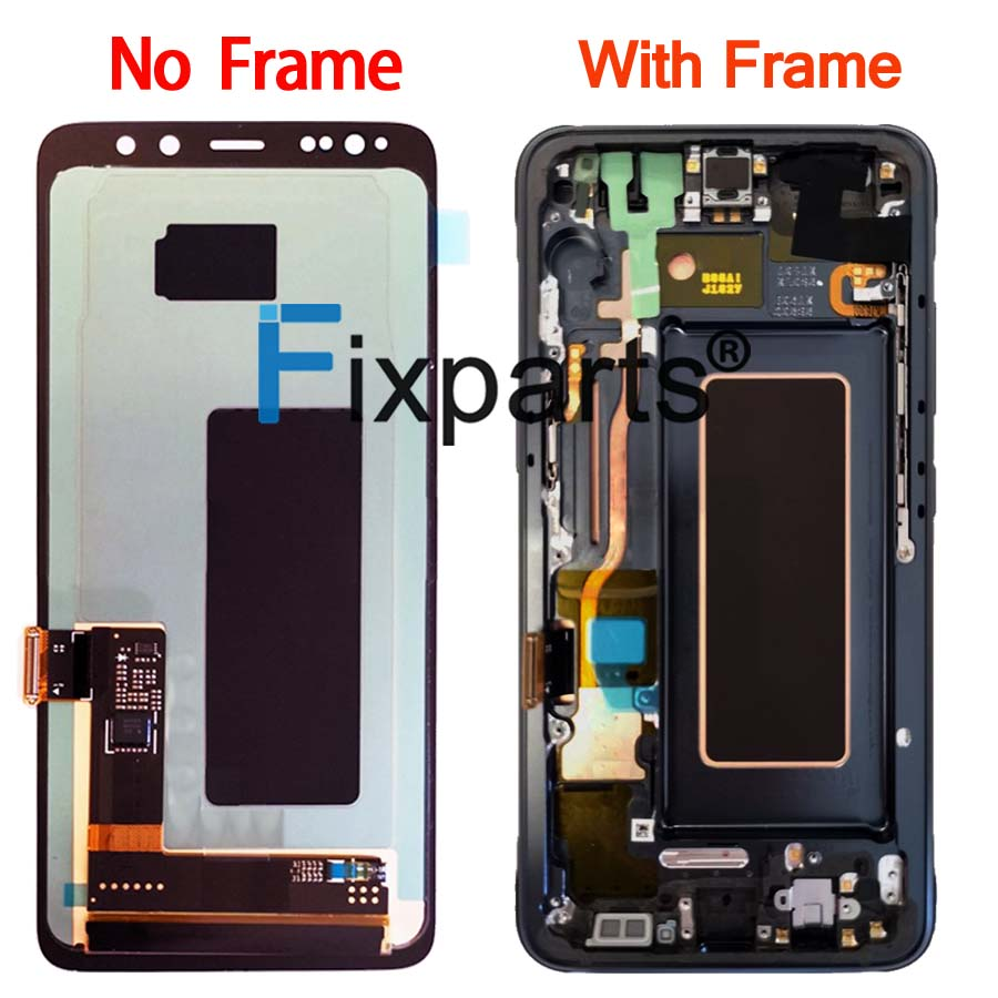 Samsung Galaxy S8 Active LCD