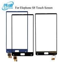 WEICHENG Touch Screen di Alta Qualità Per Elefono S8 Touch Screen Digitizer Pannello di Sostituzione + Strumenti Gratuiti