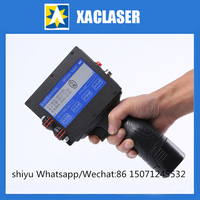 Factory supply new hand held printer can spray production date coder small automatic inkjet printer machine