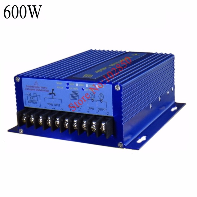 900w hybrid system charge controller 600w wind turbine 300w solar900w hybrid system charge controller 600w wind turbine 300w solar panel 12v 24v auto sense wind generator charge regulator