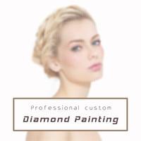 PHOTO CUSTOM Diy Diamond Painting 5D Diamond Mosaic Rhinestones Diamond Embroidery Beadwork Cross Stitch Full