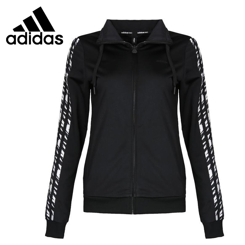 Humor Original New Arrival 2018 Adidas Wb Logo Summer Womens Jacket Hooded Sportswear Sports & Entertainment Running Jackets
