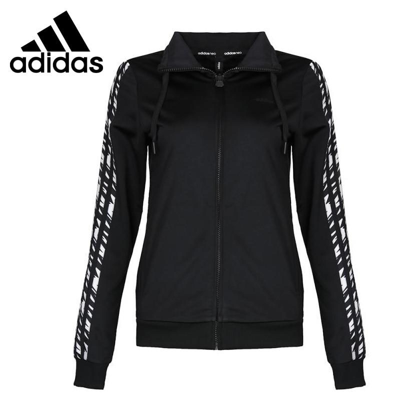 Original New Arrival 2018 Adidas Neo Label W Fav 3S AOP TT Women's jacket Sportswear original new arrival 2017 adidas neo label w woven s pants women s pants sportswear