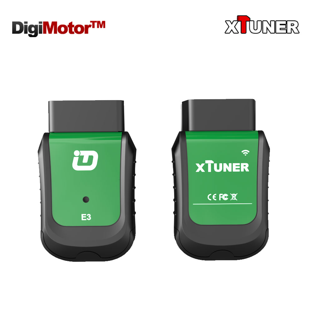 2017 xTuner E3 Car Scanner Diagnostic Tool OBDII Diag/Exp/Main. Service Battery DPF Reset etc. Replace Vpecker Diagnostic-Tool original new launch m diag read dtc s clear dtc s full system diagnostic tool m diag repair tool for car shop and car owner