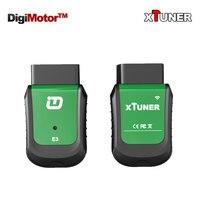 2017 XTuner E3 Car Scanner Diagnostic Tool Diagnostic Tool OBDII Diagnosis Expert Maintenance Service Battery DPF