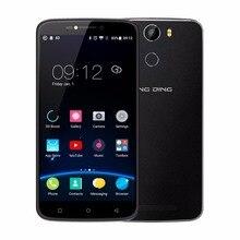 Dingding E6 3100 мАч 6 inch Android 6.0 мобильный телефон MT6580A Quad Core 1 г Оперативная память + 16 г Встроенная память смартфон 3 г GPS fin G erprint GPS