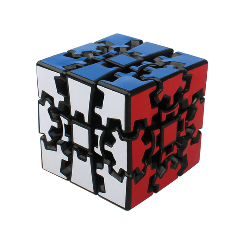 все цены на Neo Cube II Brand New X-cube 60mm 3x3x3 Gear Magic Cube 3D Puzzle Cubes Speed Cubo Magico Educational Toys Special Toys