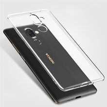 Ultra Thin Soft TPU Case For Nokia 3.2 4.2 1 Plus 2 2.1 3 3.1 5 5.1 X5 8 Sirocco 6 2018 6.1 X6 7 Plus 540 830 Silicone Cover(China)
