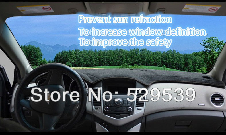dashmats avtomobil üslubu aksessuarları audi a3 S3 RS3 2013 2014 - Avtomobil daxili aksesuarları - Fotoqrafiya 4