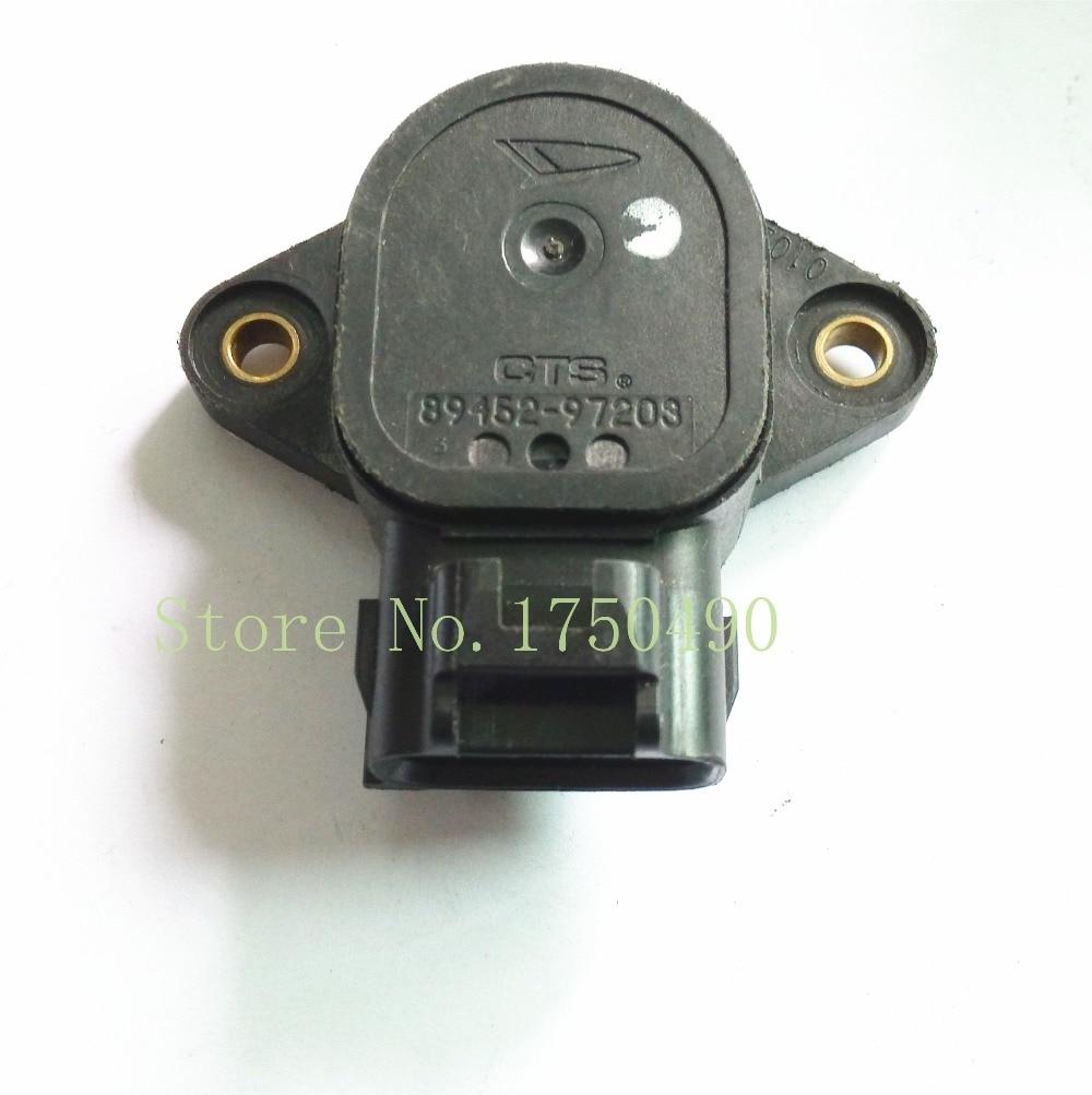 Original tps throttle position sensor for daihatsu toyota oem 89452 97203 8945297203 free shipping