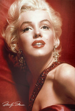 5D DIY diamond embroidery Marilyn Monroe Celebrity  painting Cross Stitch full round Rhinestone mosaic decoration цена