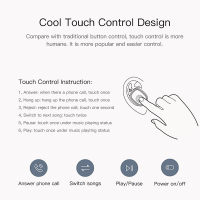 QCY T1 pro TWS business earbuds Bluetooth earphones wireless 3d headphones with microphone handsfree calls noise cancelling 3