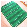 Play Mat 1 Piece Green Soccer Field Games 150X200CM Kids Paternity Interaction For Children Carpet  Explosion Models