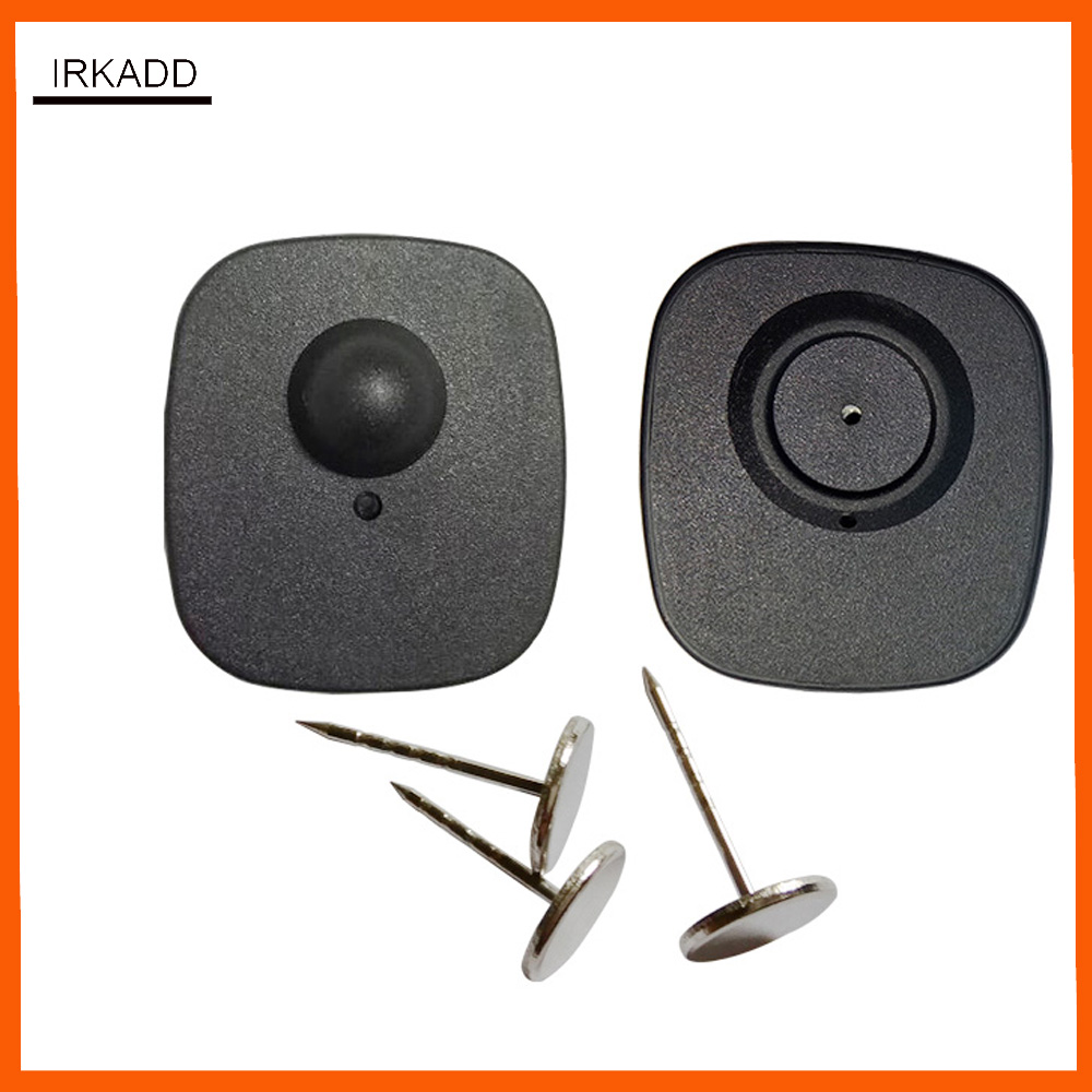 Security Alarm Back To Search Resultssecurity & Protection 1000 Piece Black Mini Eas Security Tag With Pins,cloth Alarm Tag For Eas System Eas Sensors Pure White And Translucent