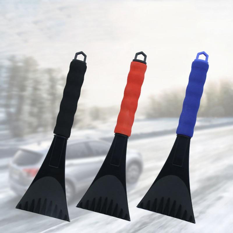 2019 3 Colors Removal Snowbrush Clean Car Ice Windscreen Tools Scraper Shovel Snow Window Car Brush