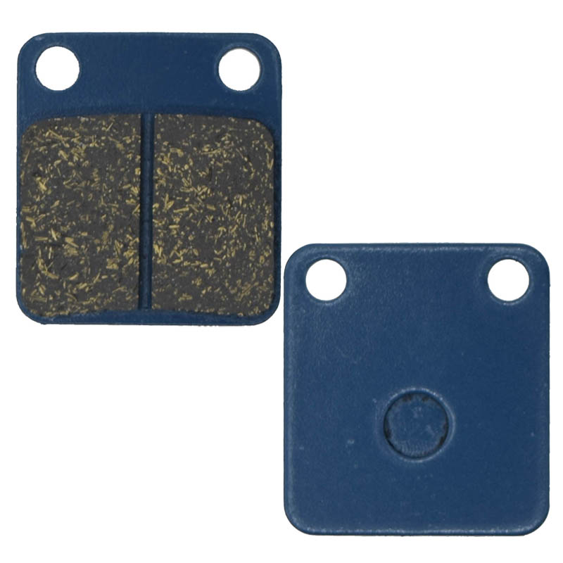 For SINNIS LJ 50 QT-H Rear disc model 12-14 Apache 125 QM 125 GY-2BA Rear disc model 09-10 Motorcycle Brake Pads Rear