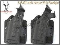 SAFARILAND gun Holster With Flashlight[Deluxe version] GLOCK gun holster