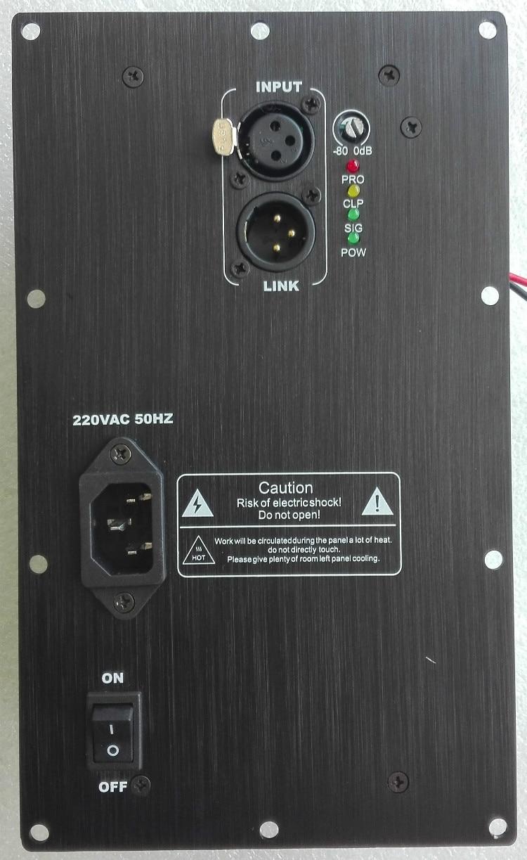 Профессиональной активной акустики цифровой усилитель класса D, модуль, полный частотный rms 400 Вт/700 Вт 800 Вт AMP с источника питания