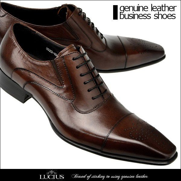 top quality men square toe brogues oxfords genuine leather italian