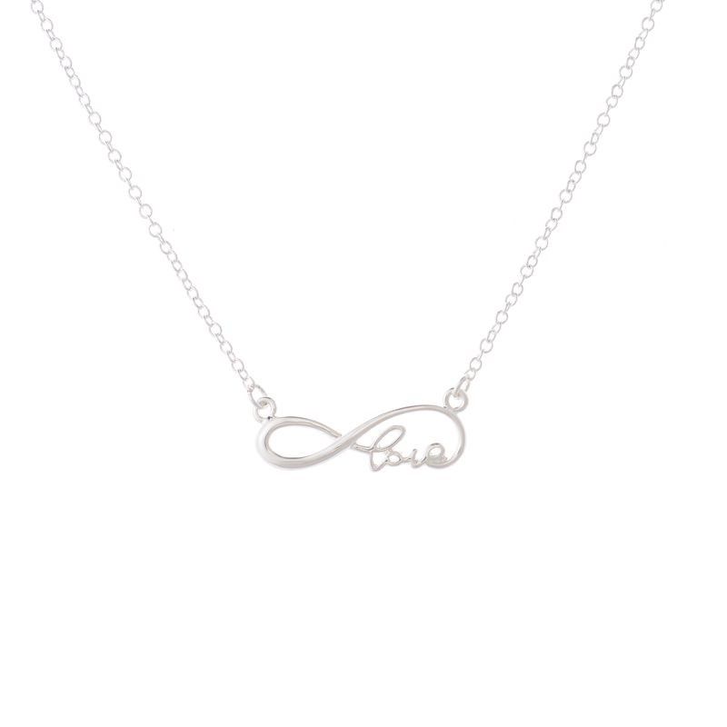 Fashion Retro Infinity Women Necklace
