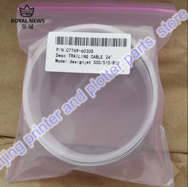 Free shipping original new C7770-60274 Carriage assembly trailing cable kit B0 for HP500/500PS/800/800PS/815/820 10pcs new original stk795 815