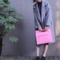 Роскошный Новый Дизайнерский ноутбук Чувствовал мешок женская сумка/Сумка Женская Сумка, Сумка Женская Мода, сумки женщин сумки подарок